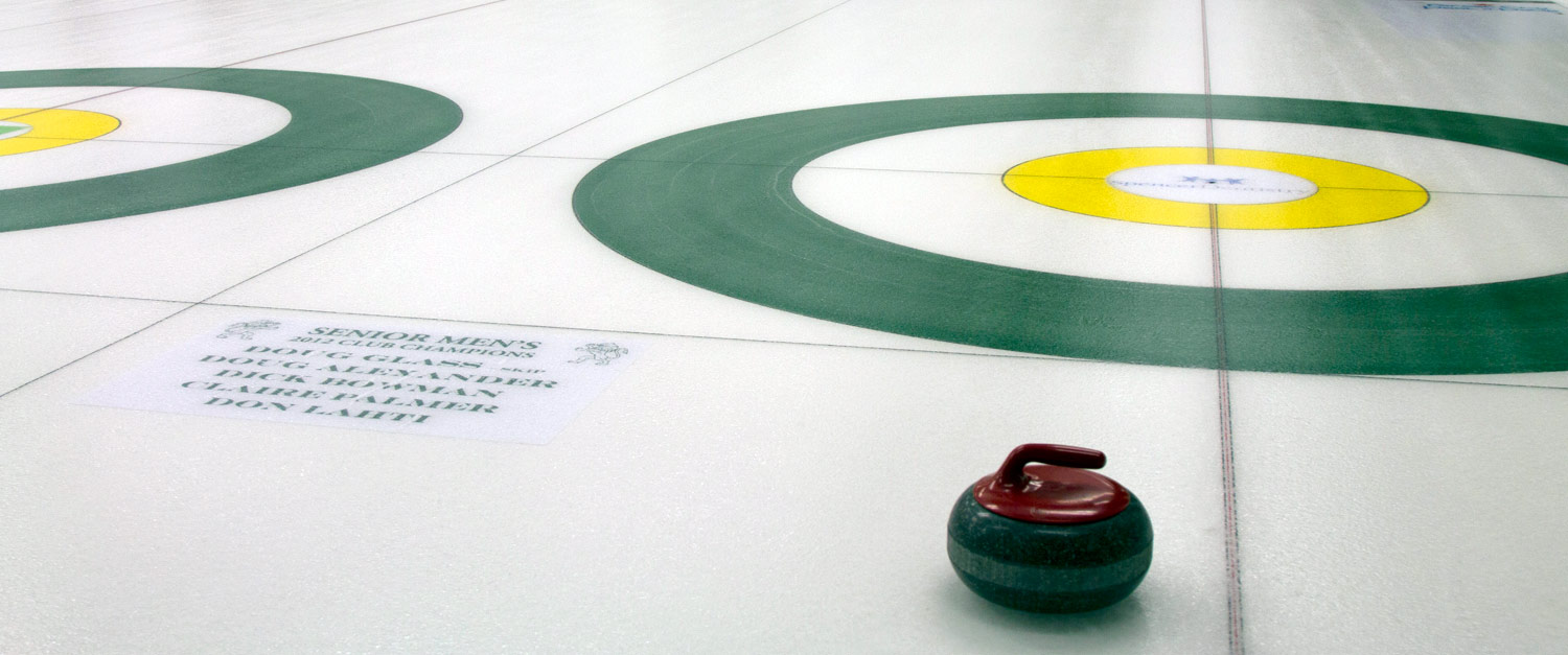 highland country club curling ice rink